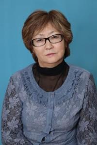 Татьяна Егоровна Илларионова