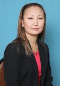 22 Антонина Афанасьевна Зотова - учитель математики