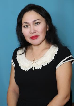 27 Наталия Афанасьевна Афанасьева - учитель якутского языка и литературы