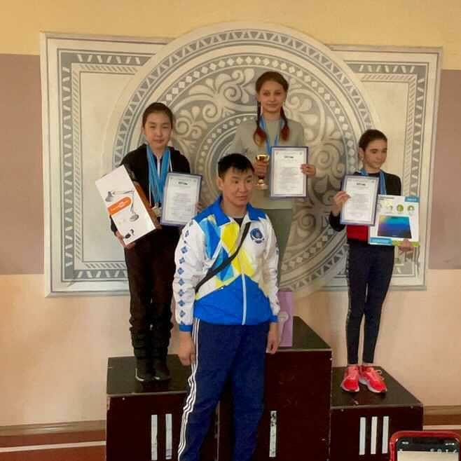Открытый турнир по якутским национальным прыжкам на призы Мастеров спорта РС(Я) «Весенние ласточки»